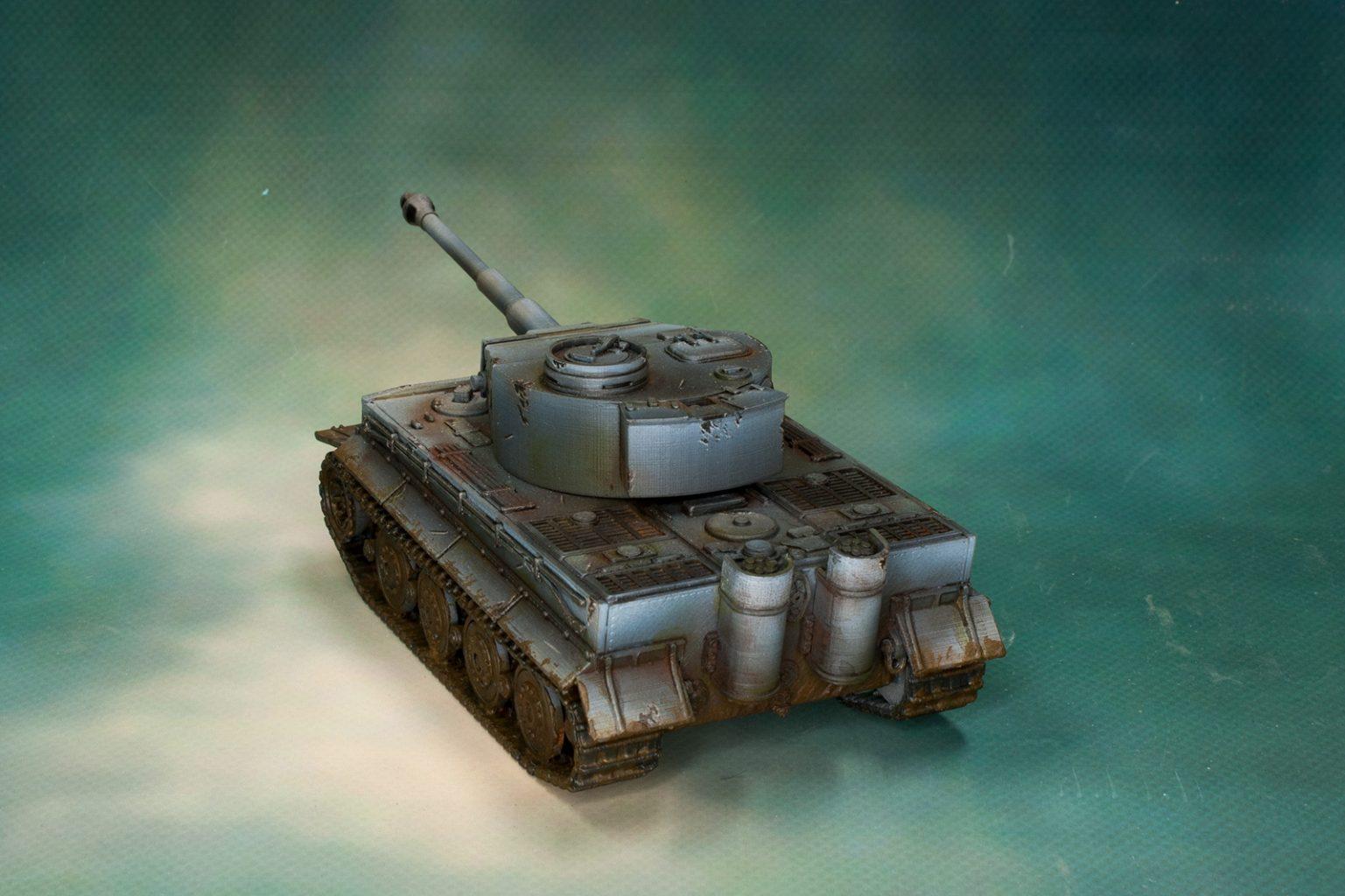 Tiger Ausf E