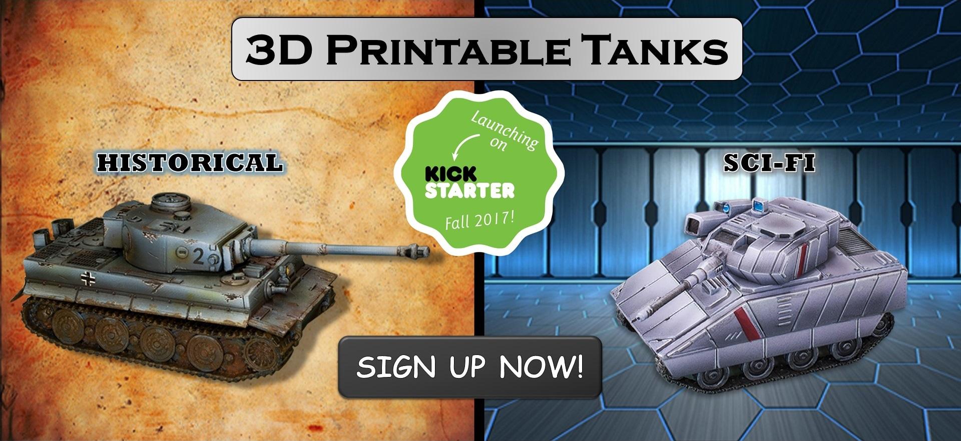 printable tanks